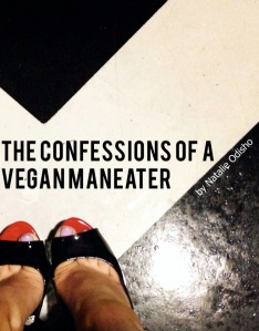 Black Patent Leather from the floors of Mingo karaoke. The Confessions of a Vegan Maneater