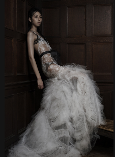 Vera Wang Spring 2016 is anything but traditional