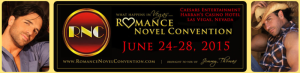 Romance Novel Convention 2015 Heats Up Las Vegas