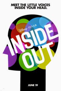 Inside Out by Disney Pixar